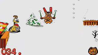 Screenshot Thumbnail / Media File 1 for Garfield Winter'sTail (1989)(Softek)(Disk 1 of 2)[don't work with TOS 1.06 or later][!]